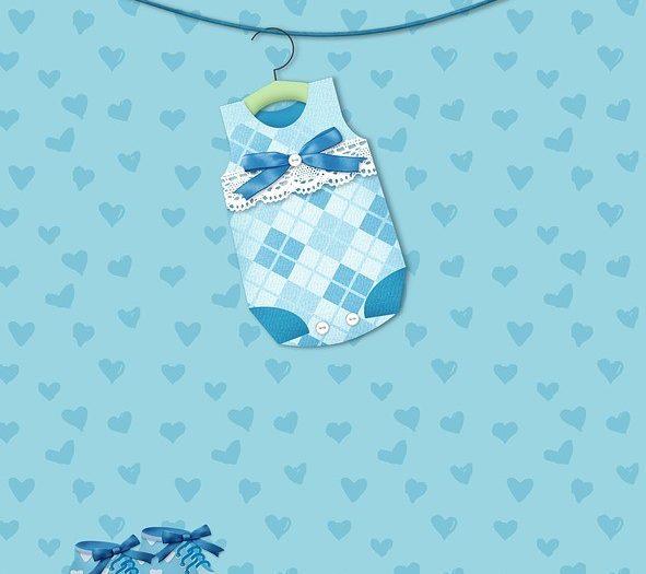 hálózsák téli babának